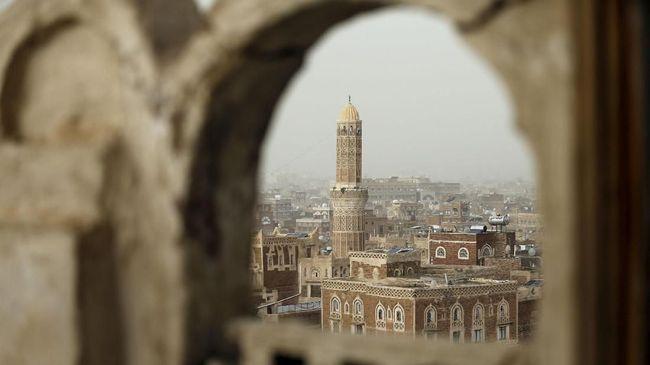 Serangan Udara di Yaman Tewaskan 26 Warga Sipil