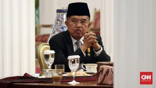 JK Tangkis Serangan Prabowo soal 'Menteri Pencetak Utang'