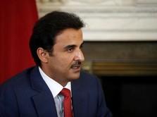 Lira Turki Bergejolak, Emir Qatar Akan Kunjungi Erdogan