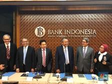 Sabar, Rapat Dewan Gubernur BI September Tunggu The Fed Dulu