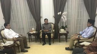 Prabowo-Sandiaga Sebut Bakal Silaturahim Dengan Jokowi