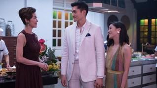 Sekuel 'Crazy Rich Asians' Akan Punya Lebih Banyak Karakter