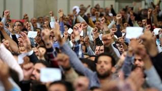 Wapres Iran Tuduh AS Ingin Kalahkan Iran lewat Sanksi