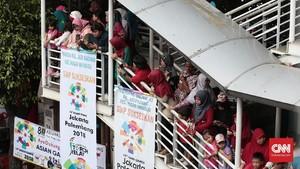 Pemerintah Jamin Pembukaan Asian Games 2018 Bebas Peretas