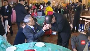 VIDEO: Haru Rindu Reuni Keluarga yang Terpisah Perang Korea
