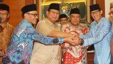 Prabowo Cari Waktu Tenang untuk Bertemu Jokowi