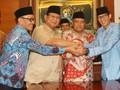 Prabowo Klaim Sangat Dekat dengan Gus Dur dan Hasyim Muzadi