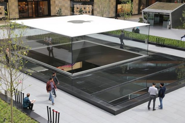 Kerennya Apple Store di Turki yang Terancam Erdogan