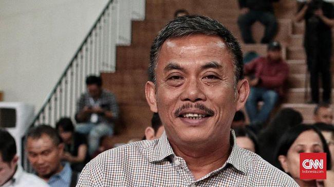 Prasetio Ungkap Alasan Beri Buku Ahok Untuk Calon Wagub PKS