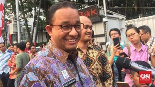 Anies Ingin Atlet Fokus Asian Games, Bukan Cari Prostitusi