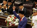 Jokowi Naikkan Gaji PNS Hingga 5% di Tahun Politik