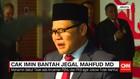 Muhaimin Iskandar Bantah Jegal Mahfud MD Jadi Cawapres Jokowi