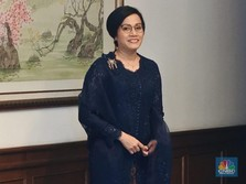 Sri Mulyani dan Kebaya Menawan di Sidang Anggaran Negara