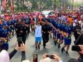 VIDEO: Kirab Obor Lanjutan Asian Games di DKI Jakarta