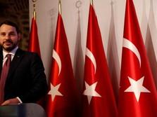 Inflasi Meroket, Menkeu Turki: Bank Sentral Independen