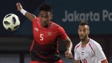Bagas Adi Masih Absen Saat Timnas Indonesia U-23 vs Hong Kong