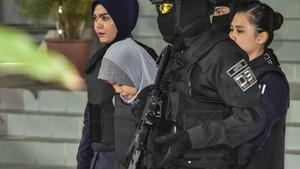 Sidang Siti Aisyah, Sang Ibu Yakin Putrinya Tak Bersalah