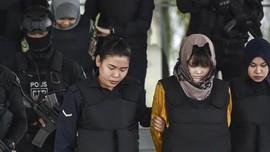 WN Vietnam Terpidana Pembunuhan Kim Jong-nam Bebas Awal Mei