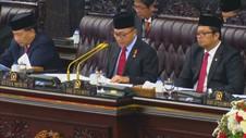 Pesan Ketua MPR untuk Presiden Jokowi