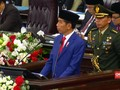 VIDEO: Jokowi Ungkit Pesan Persatuan Bangsa