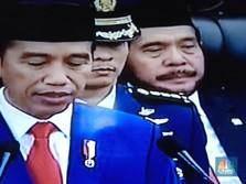 Jokowi: Alhamdulillah, Tingkat Pengangguran Turun Jadi 5,13%