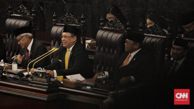 DPR Minta Jokowi Realistis Susun APBN 2019