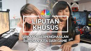 Wanita-wanita Ini Jadi Gamer Profesional & Raup Jutaan Rupiah