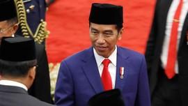 Di Depan Pensiunan, Jokowi Jamin THR dan Gaji ke-13 di 2019