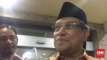 Said Aqil Klaim Tak Bahas Politik Praktis di Kantor PBNU