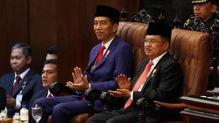 Ini Proyek yang Dibangun Jokowi di 2019
