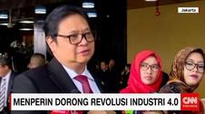 SDM Berkualitas Dorong Revolusi Industri 4.0