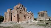 Terletak di Provisi Izmir, Turki, kota itu sempat memegang peranan penting pada masa Hellenistic. Konon ia merupakan pusat dari Kerajaan Attalid. (Anadolu Agency/Mahmut Serdar Alakuş)