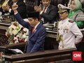 Jokowi Patok Pertumbuhan Ekonomi 2019 di Angka 5,3 Persen