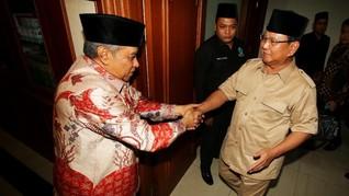 Said Aqil dan Prabowo Diskusi soal Dolar Tembus Rp14.600