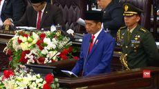 VIDEO: Klaim Jokowi soal Perlindungan untuk Si Miskin