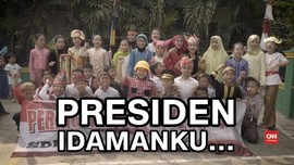 VIDEO: Presiden Idaman versi Anak Indonesia