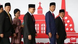 Jokowi Klaim Kualitas Pembangunan Manusia ke Peringkat Atas