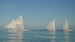 Lomba Perahu Tradisional Sandeq Race 2018 Berakhir di Mamuju