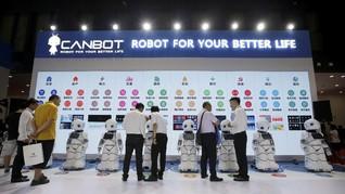 Robot akan Gantikan Setengah dari Pekerjaan Manusia pada 2025