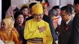 Habibie Ingin Kedua Kubu Tak Bawa Demokrasi Indonesia Mundur
