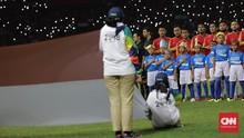 Timnas Indonesia vs Hong Kong, Duel Serupa Tapi Tak Sama