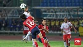 Pelatih Laos: Timnas Indonesia U-23 Lawan Paling Berat