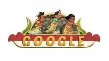 Google Ikut Rayakan HUT ke-73 Kemerdekaan RI