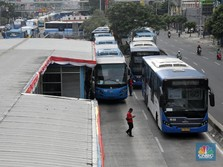 Kemenhub Sebut Asing Belum Berminat di Transportasi Darat