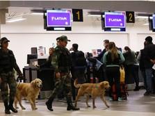 Ada Ancaman Bom, 9 Pesawat di Amerika Latin Dipaksa Alih Rute