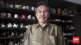 Ridwan Djamaluddin, Deputi Luhut yang Doyan Beres-beres Rumah
