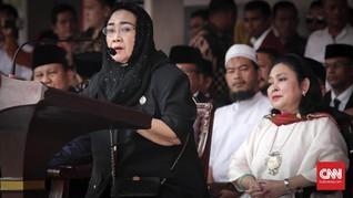 Rachmawati Soekarnoputri Gugat Penetapan Presiden Dua Paslon