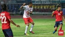 Timnas Indonesia U-23 Menang 3-0 Atas Laos