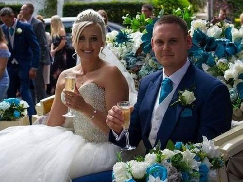 Gagal Romantis, Saat Pria Salah Bikin Tato Tanggal Pernikahannya