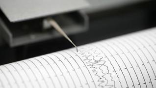 Dua Gempa Susulan Lombok Akibat Aktivitas Sesar Naik Flores